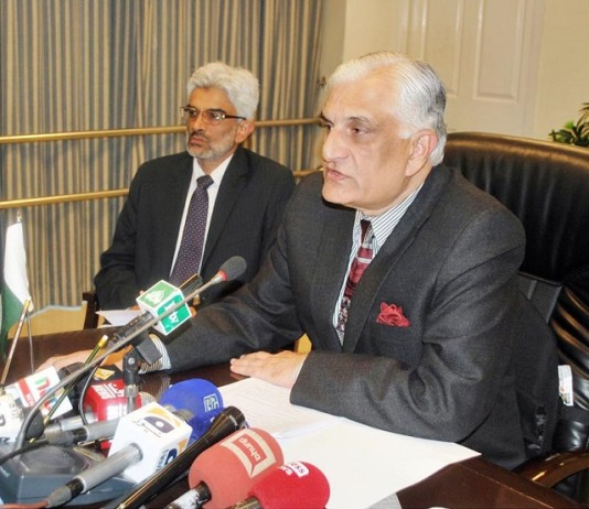 Pakistan not responsible for global warming but has to bear brunt of it: Minister