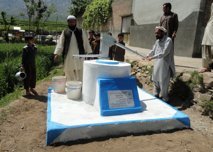 KPK evolves strategy to provide clean drinking water to people