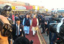 Modi visit Lahore Modi Diplomacy -- From Moscow to Lahore