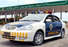 Motorway police to introduce insurance scheme for commuters