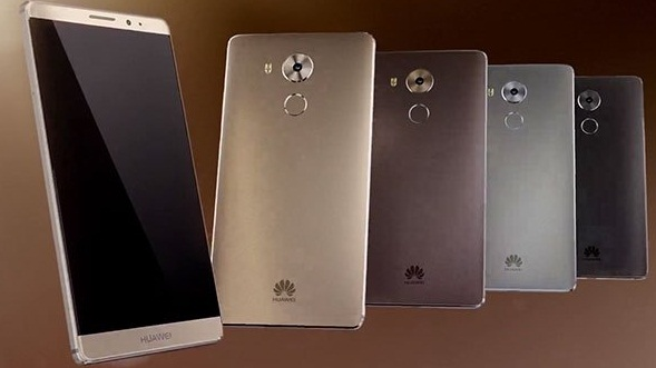 Huawei Mate 8 Combines Powerful Battery with Efficient Charging Feature