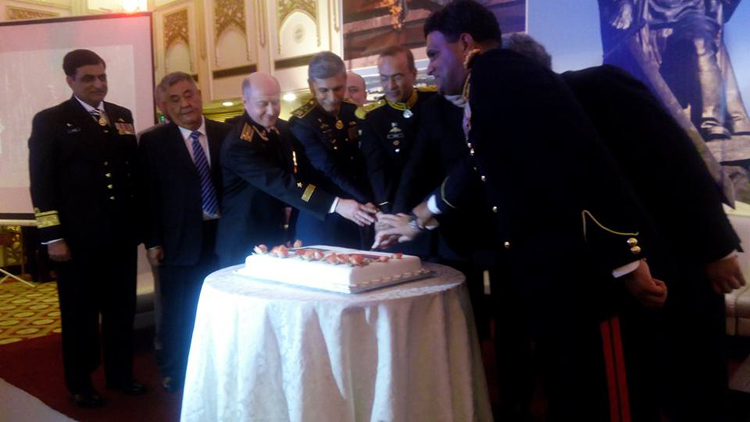 Russian Armed Forces Day was celebrated in Pakistan