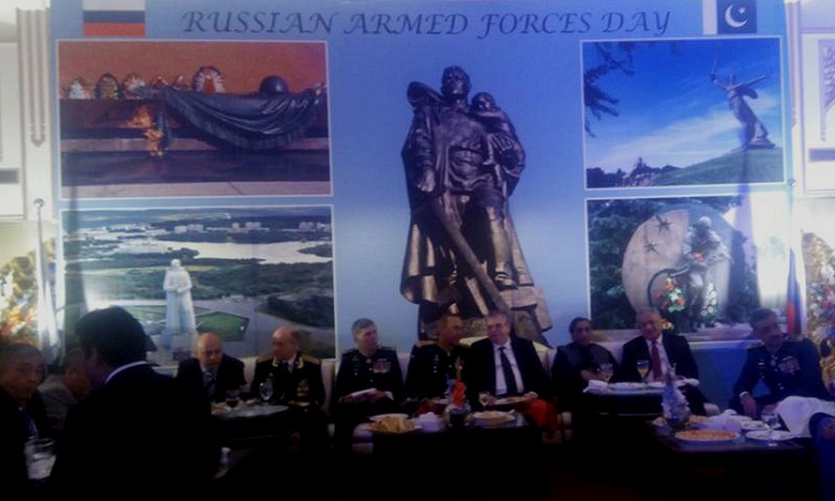 Russian Armed Forces Day