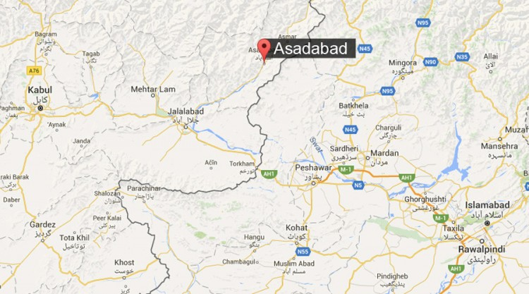 Suicide attack near Governor House of Kunar left several dead