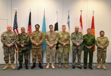 Gen Raheel Sharif reaches Germany to attend CENTCOM conference