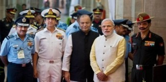 Indian Army asks Modi to avoid a war with Pakistan