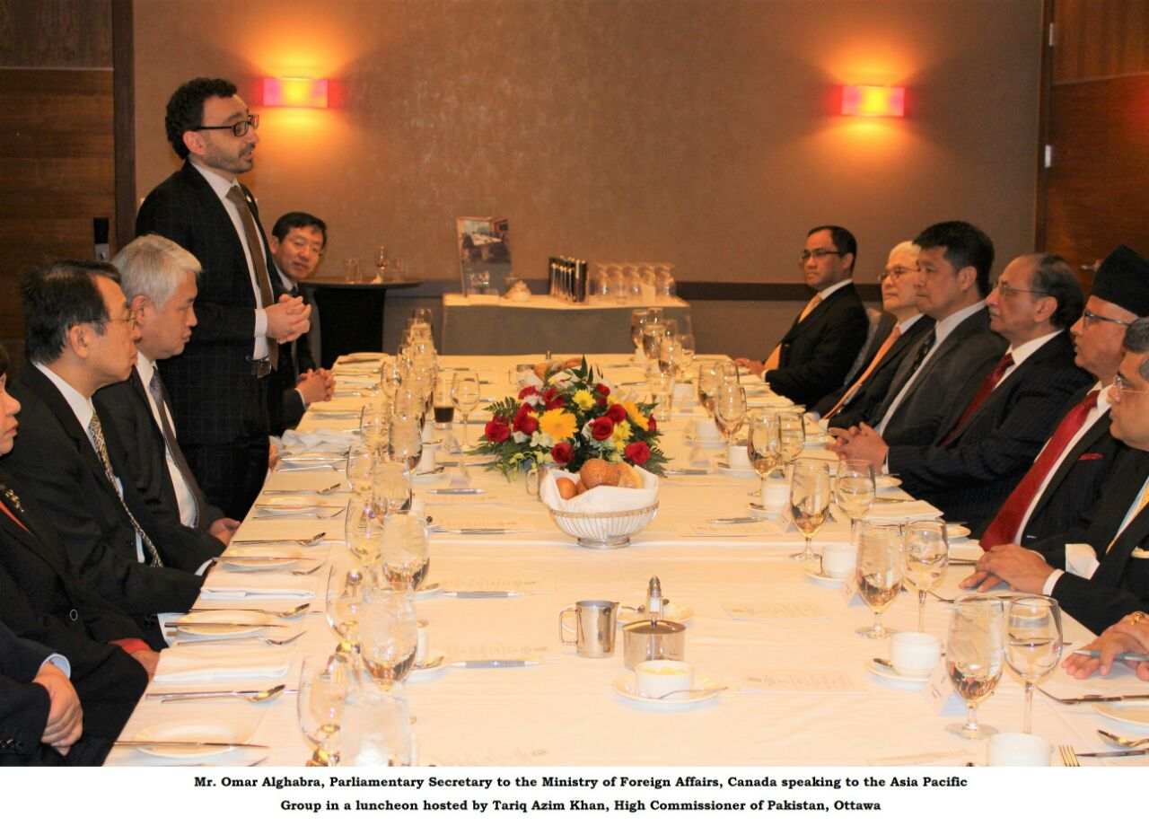 Canada for trade and investment relations with the Asia ...